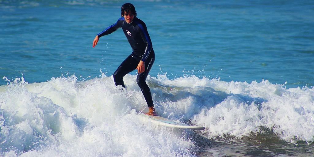Stage de surf au maroc