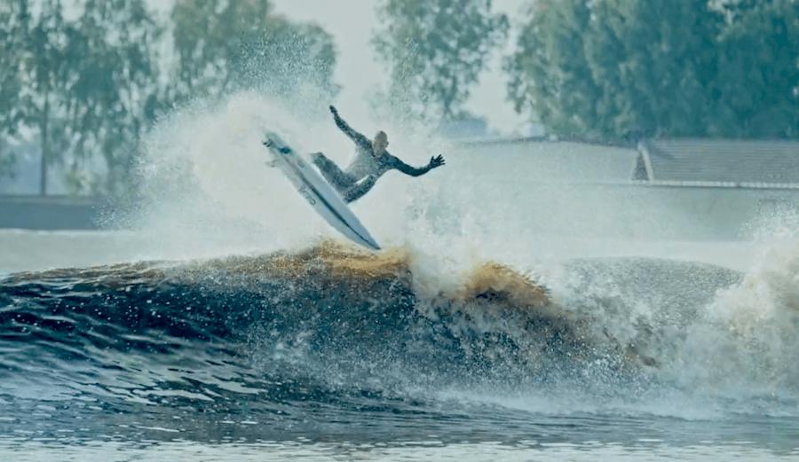 #WSL #kelly's waves